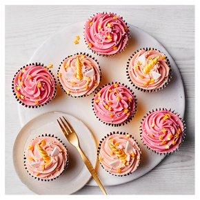 8 Unicorn Cupcakes