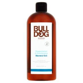 Bulldog Peppermint Shower Gel