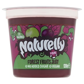 Naturelly Juicy Jelly Forest Fruits