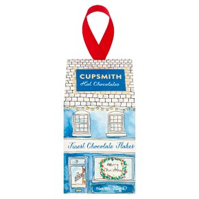 Cupsmith Hot Chocolate Flakes Hanging Decoration