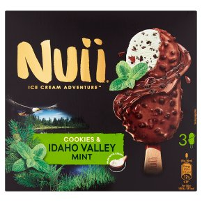 Nuii Cookies Cookies & Idaho Valley Mint