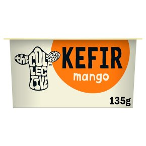 The Collective Kefir Mango Cultured Yoghurt