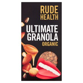 Rude Health Organic Ultimate Granola