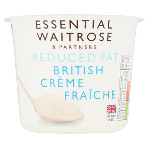 Essential Reduced Fat British Crème Fraîche