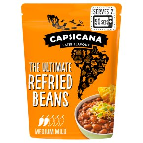 Capsicana Refried Beans