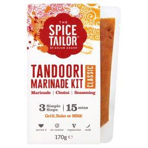 Spice Tailor Classic Tandoori MarinadeKit