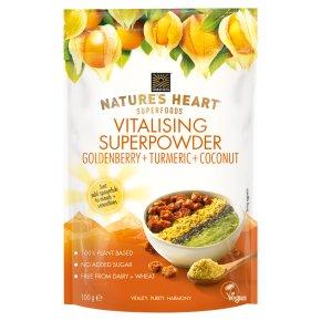 Nature's Heart Vitalising Super Powder