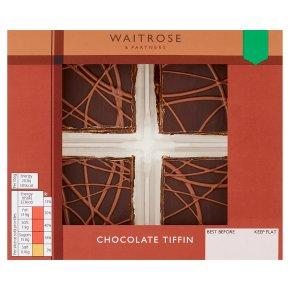 Waitrose Chocolate Tiffin