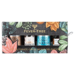 Fever-Tree Ultimate Gin & Mixer Selection