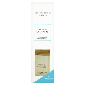 Wax Lyrical Linen Cashmere Diffuser