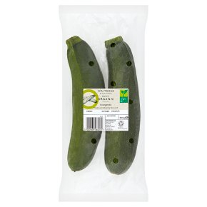 Duchy Organic Courgettes