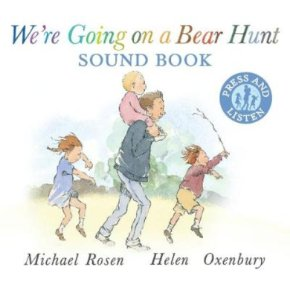 We're Going on a Bear Hunt Rosen / Oxenbury