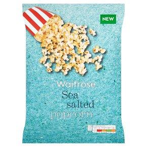 Waitrose Sea Salted Popcorn