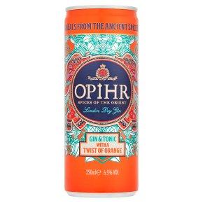 Opihr Gin & Tonic Twist of Orange
