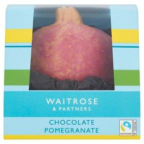 Waitrose Chocolate Pomegranate