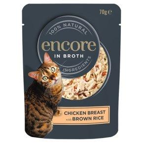 Encore Chicken & Brown Rice