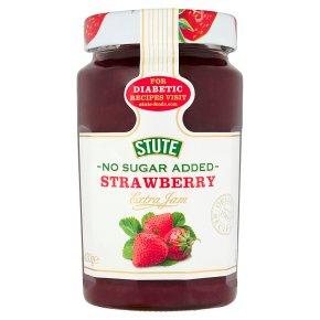 Stute No Sugar Added Strawberry Extra Jam