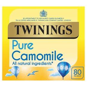 Twinings Pure Camomile Tea 80 Tea Bags