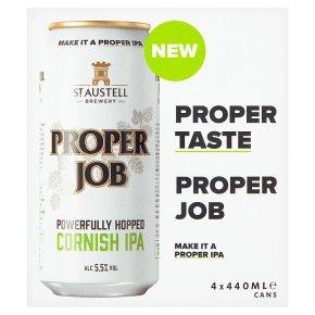 St. Austell Brewery Proper Job