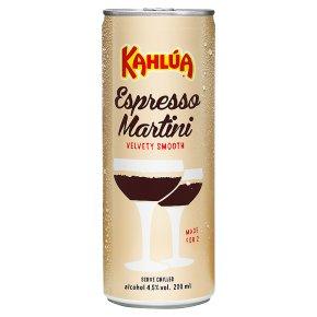 Kahlua Espresso Martini