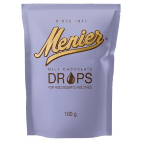 Menier Milk Chocolate Drops