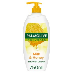 Palmolve Milk & Honey Shower Cream