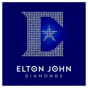 CD Elton John Diamonds
