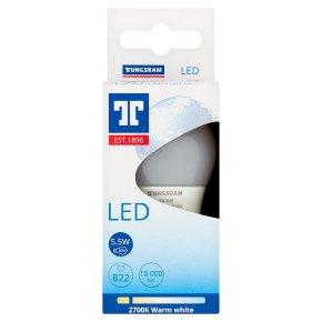 Tungsram LED B22 5.5w