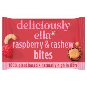 Deliciously Ella Raspberry & Cashew Nut Butter Balls