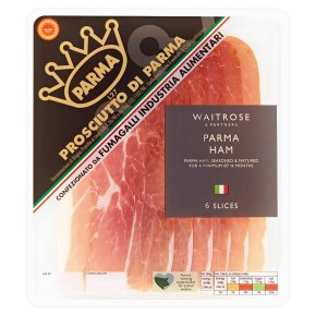Waitrose Parma Ham 6 slices