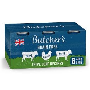 Butcher's Tripe Loaf Recipes