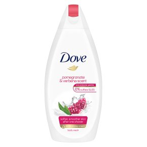 Dove Body Wash Pomegranate