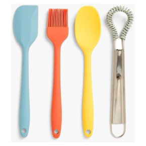 Waitrose House set of 4 baking tools