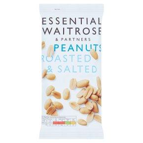 Essential Large Peanuts Roasted & Salted