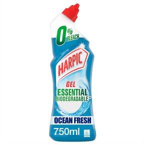 Harpic Essential Gel Ocean Fresh