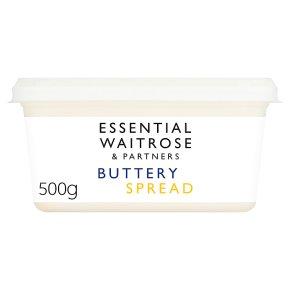 Waitrose Essential Buttery Spread