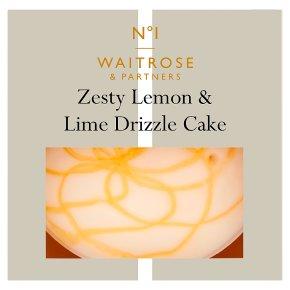 No.1 Lemon & Lime Drizzle Cake