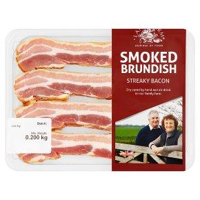Lane Farm Smoked Brundish Streaky Bacon