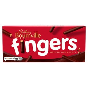Cadbury Bournville Fingers