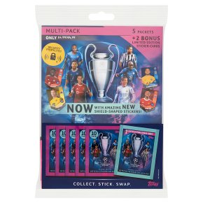 UCL 21/22 Sticker Collection - Mult