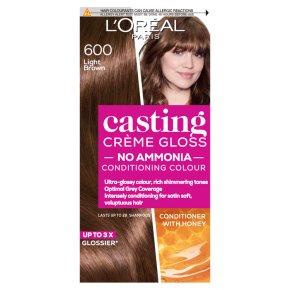 L'Oréal Casting Crème Gloss 600 Light Brown