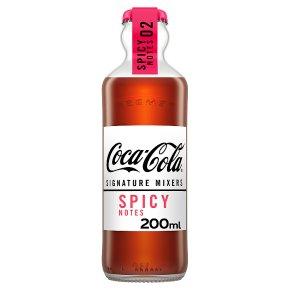 Coca-Cola Signature Mixer Spicy