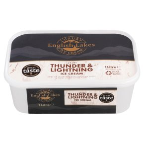ELakes Thunder&Lightening Ice Cream