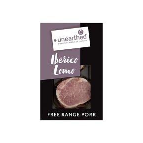 Unearthed Iberico Lomo Free Range Pork