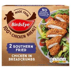 Birds Eye 2 Southern Fried Chicken