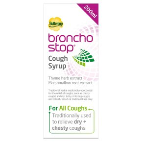Broncho Stop Cough Syrup