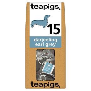 Teapigs Darjeeling Earl Grey 15 Tea Temples