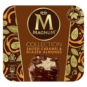 Magnum Salted Caramel & Almonds