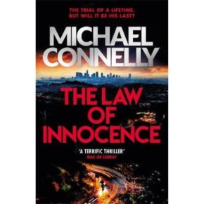 Law Of Innocence Michael Connelly