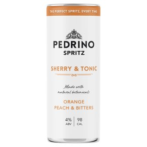 Pedrino Sherry & Tonic Spritz